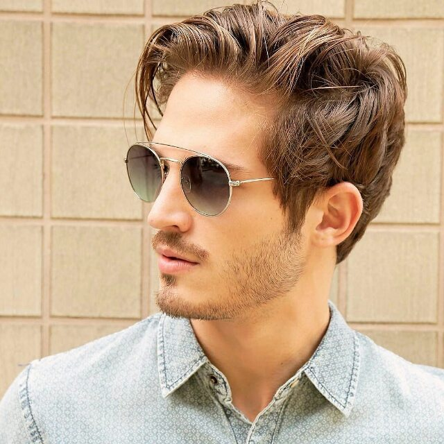 Men S Haircuts 15 Best Styles For Looking Instantly: Best 15 Sexy Hairstyles For Men And Boys