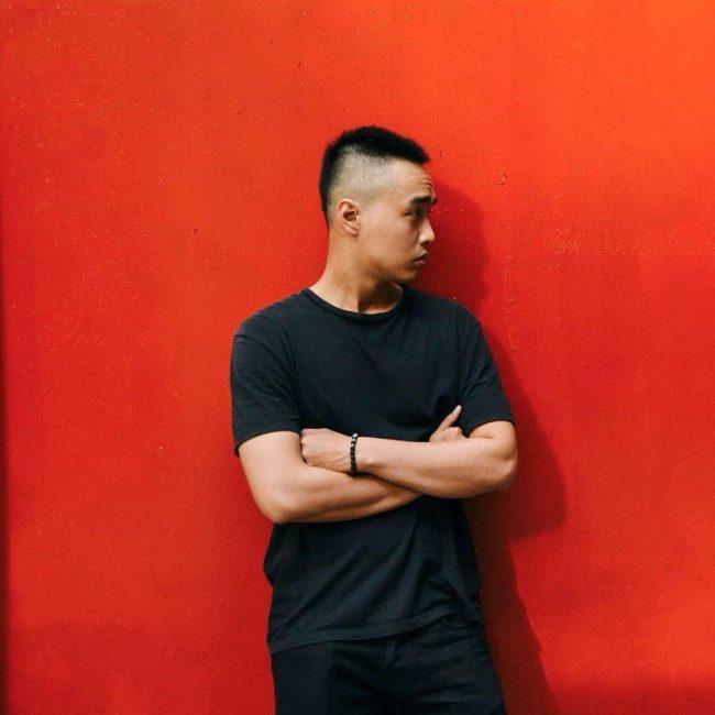 Marine and Masculine Haircut