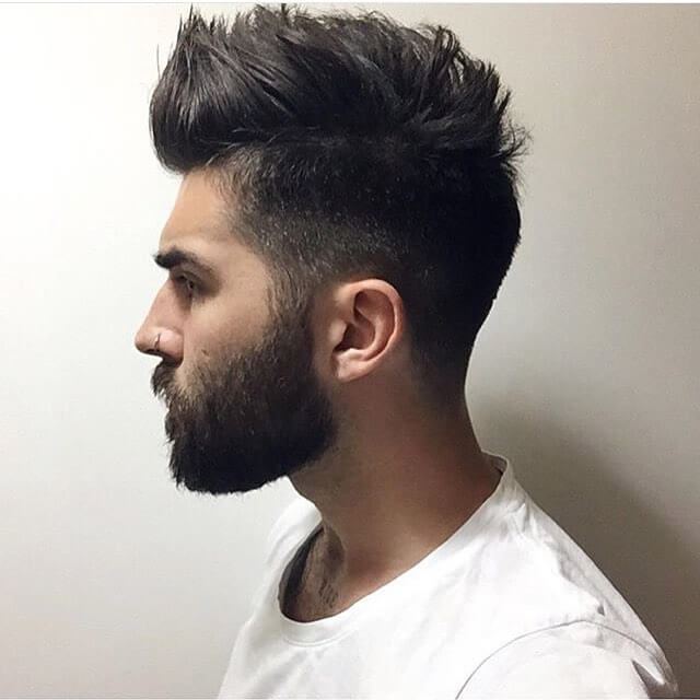 15 Best Short Spiky Hairstyles For Men And Boys 2017 2018 Atoz Hairstyles