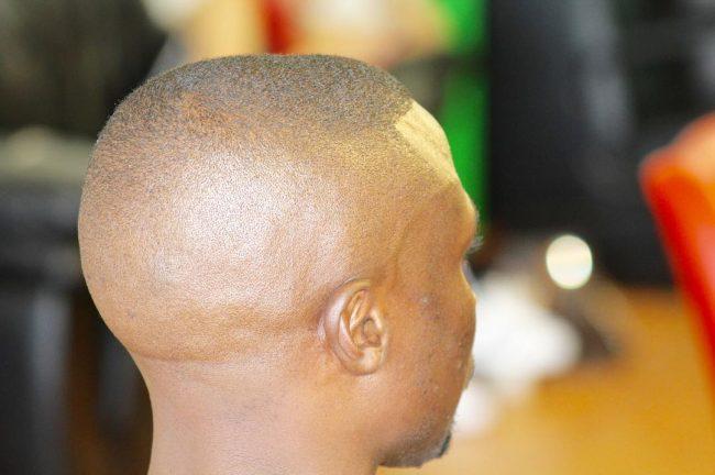 The Bald Fade Classy Haircut