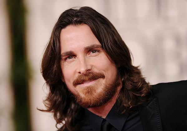 Chin Beard, Mustache and Long Hair