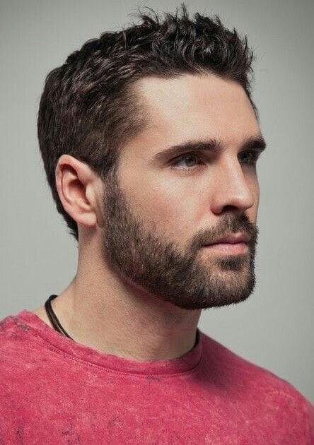 The Short Beard