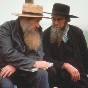 Amish Beard Style