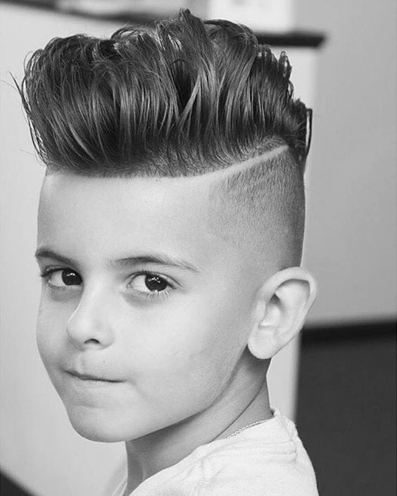Boys Hairstyles 20 Cool Hairstyles For Kids With Long Hair Atoz