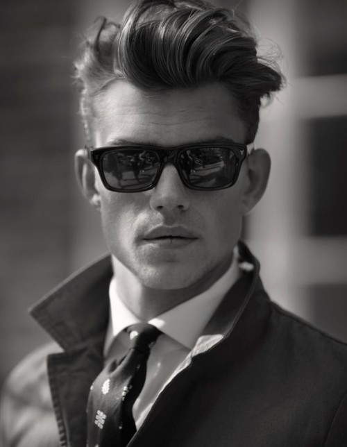 20 Best Short Sides Long Top Haircuts for Men - AtoZ Hairstyles