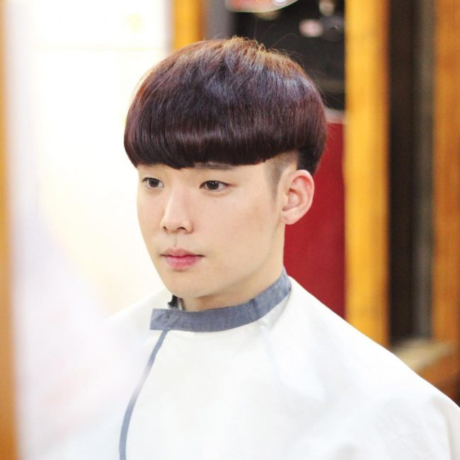 17 The Bowl Cut with a Twist