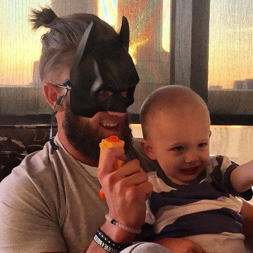 The Batman Bryce Harper Hairstyle