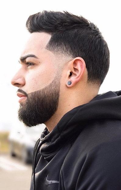 Fade Beard Style