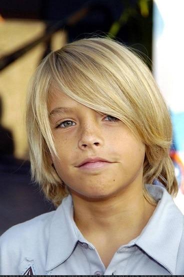 Long Nerdy Boys Hairstyle