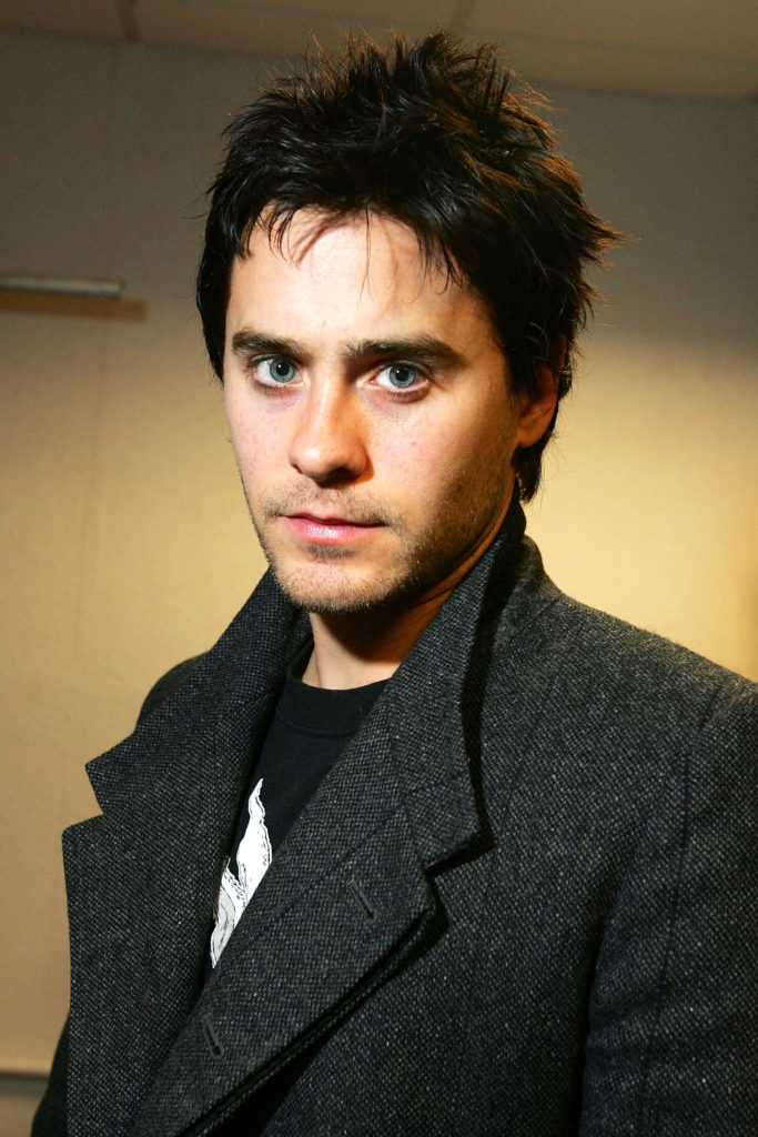 The spikes Jared Leto hairstyle