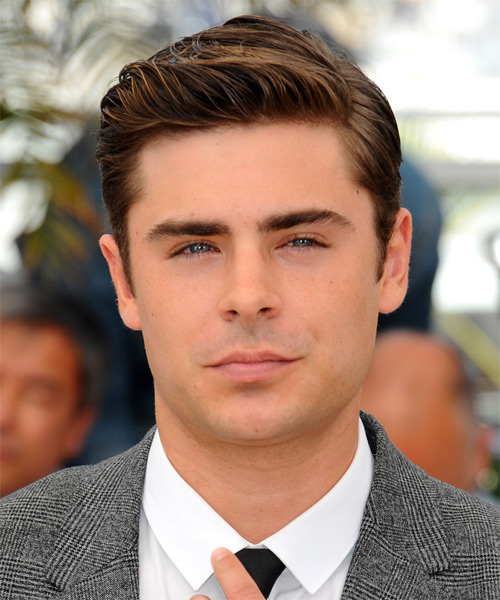 15 Best Zac Efron Hairstyle:: How To Get Hair Like Zac Efron's ...