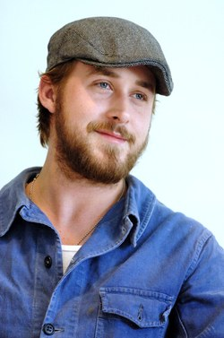 The Full Beard Cool Ryan Hairstyle