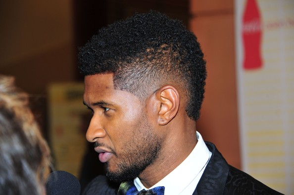The Short Haircut with Patchy Faded Sides