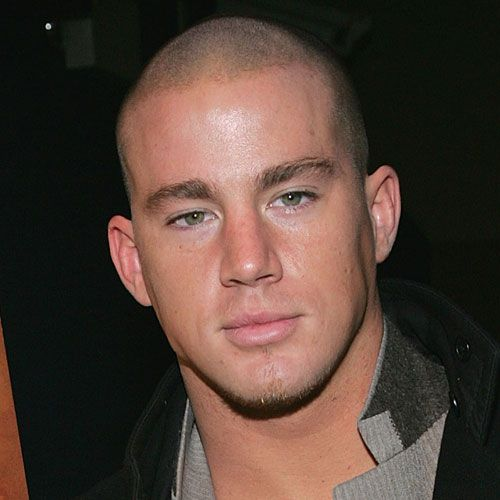 The Burr Haircut Channing Tatum Style