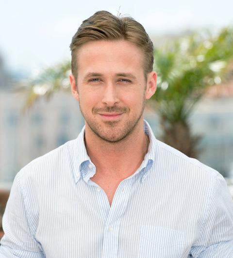 The Gentleman Hairstyle Ryan Gosling