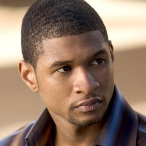 Usher 2013 Hairstyle