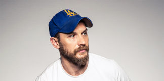 The tempting Tom Hardy beard style