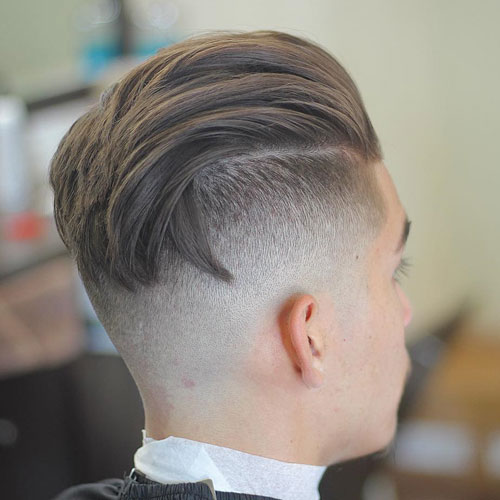 Side Swept Hair 20 Classic Side Swept Hairstyle For Men