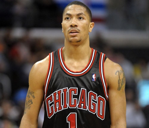 The Derrick Rose Buzz Cut Hairstyle