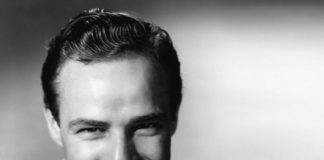 Wavy Combover of the 1940s hairstyle