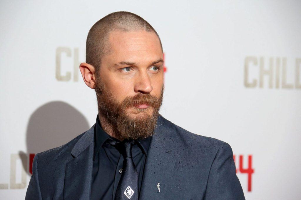 Messy Quiff High Fade and Beard Haircut