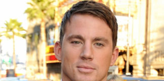 Classic Taper Channing Tatum Hairsut with Side Part