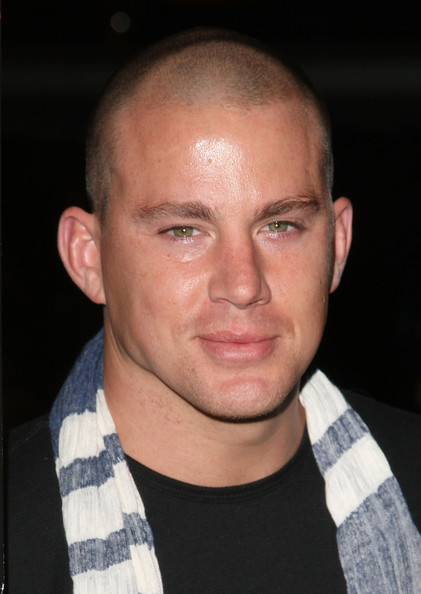 The Buzz Cut Channing Tatum Style