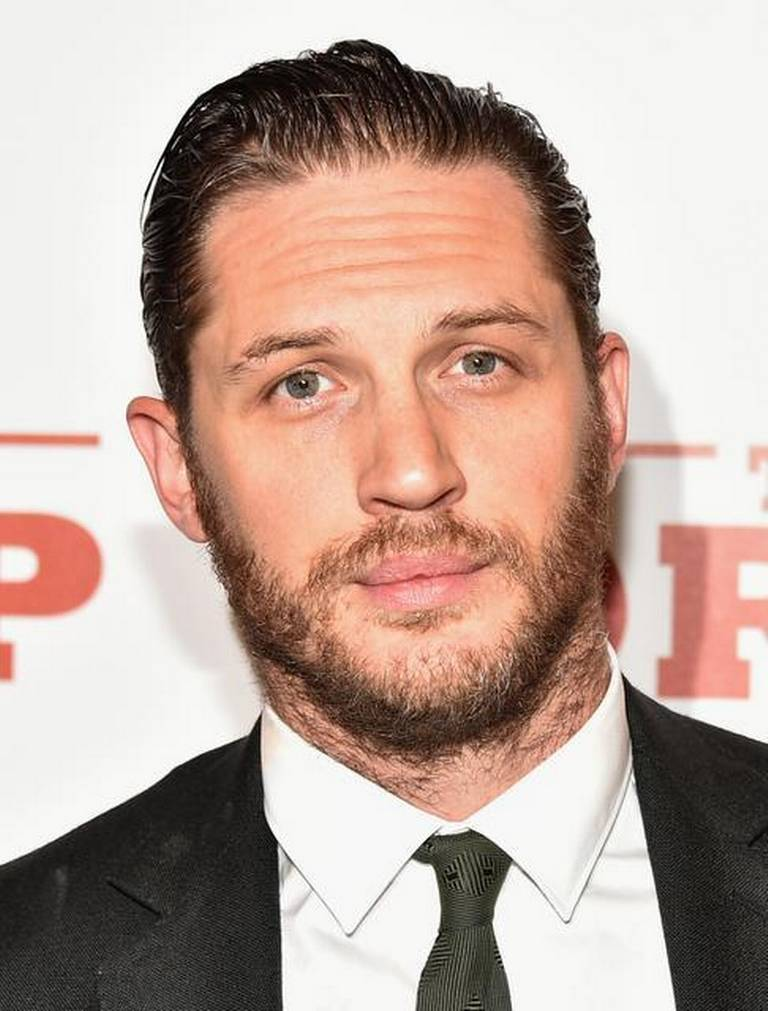 Tom Hardy Ivy League Hairstyle