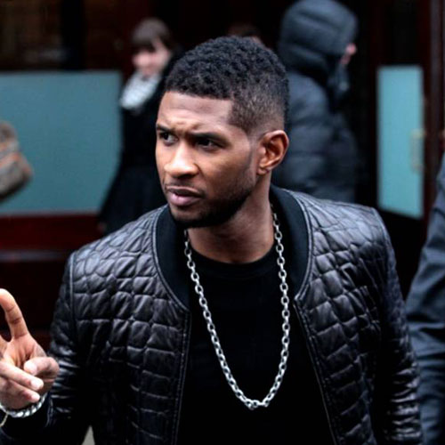 Usher Haircut :: How To Style Hair Like Usher - AtoZ ...