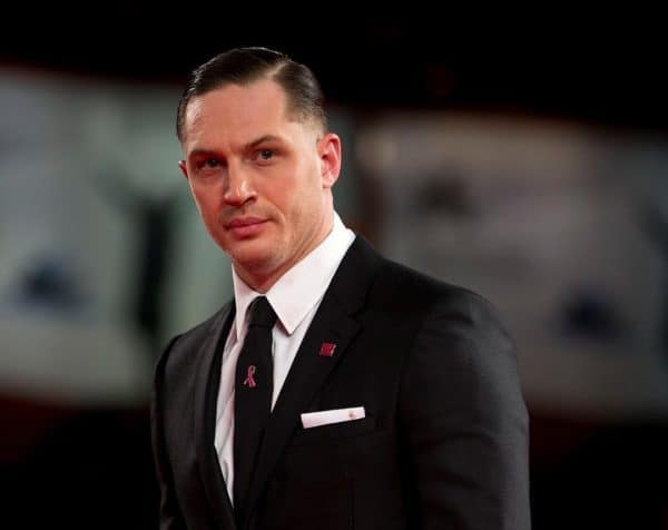 The Classic Tom Hardy Haircut