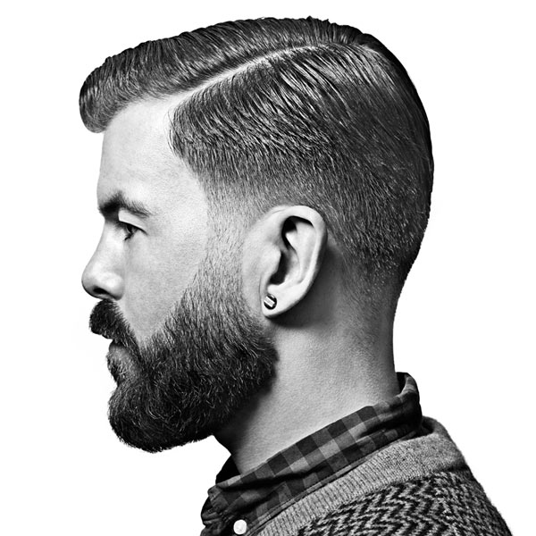 The Razor Taper Fade Haircut