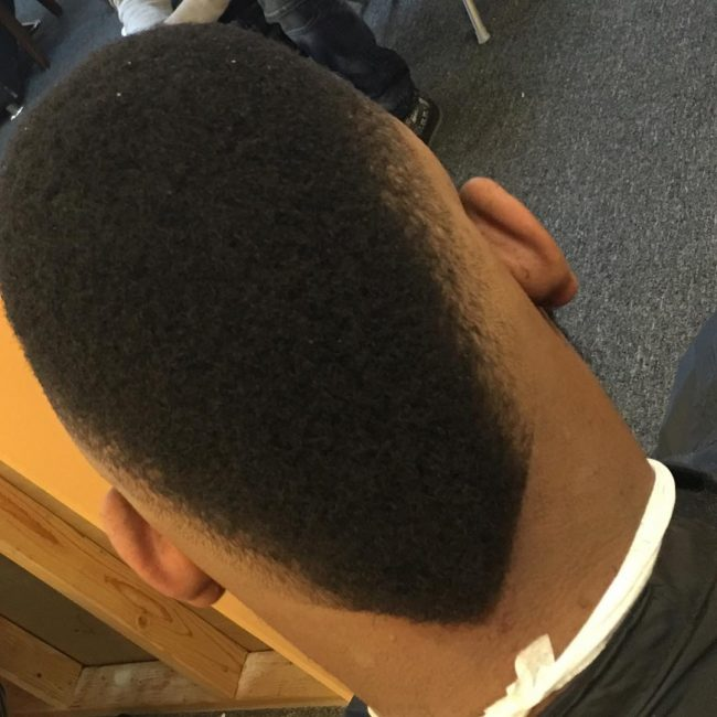 How to ask barber