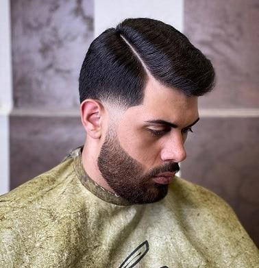 The Razor Taper Fade Haircut