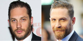 Tom Hardy Haircut