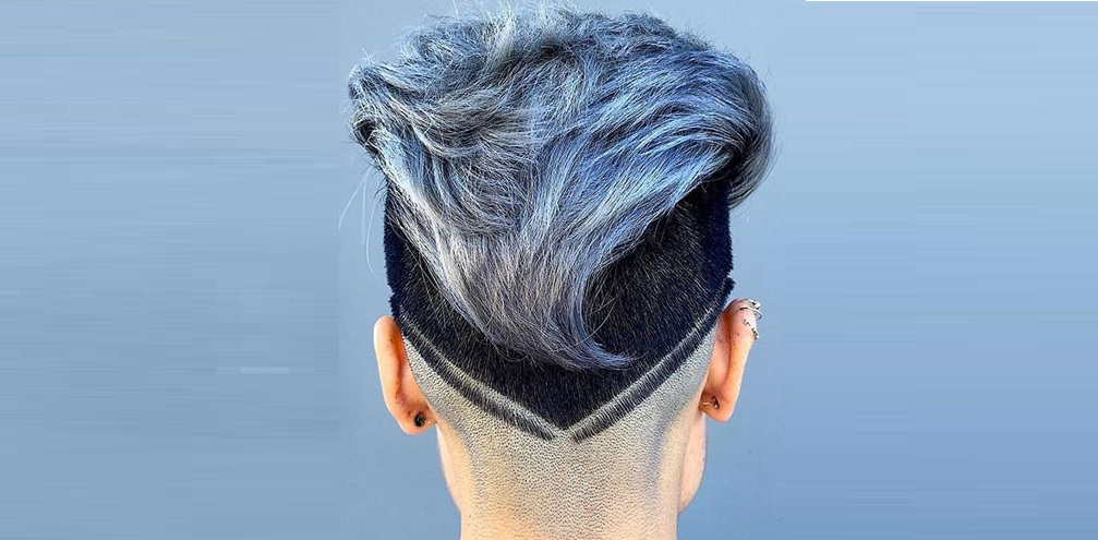 The V Shaped Neckline Cool V Shaped Haircut With Layers