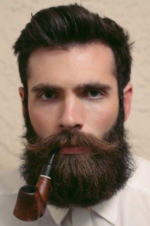 Bandholz Full Beard Style