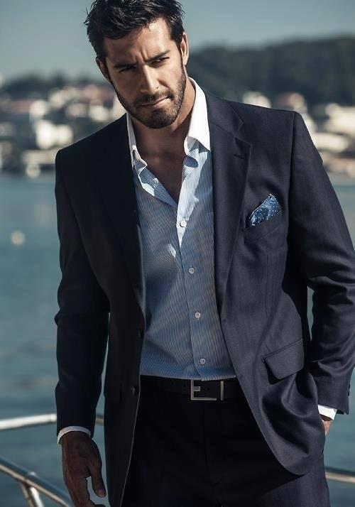 Medium Stubble Beard Style for Bosses