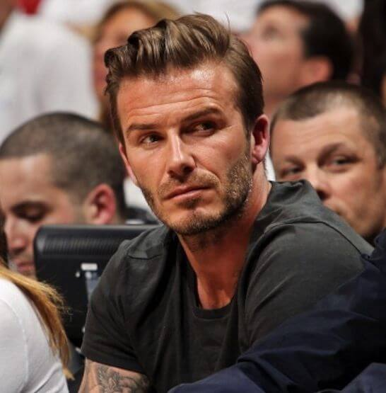 The David Beckham Hairstyle