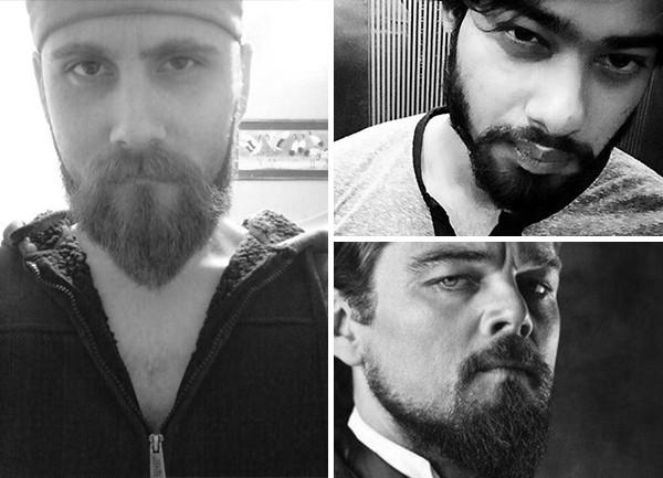 The Ducktail Full Beard Style