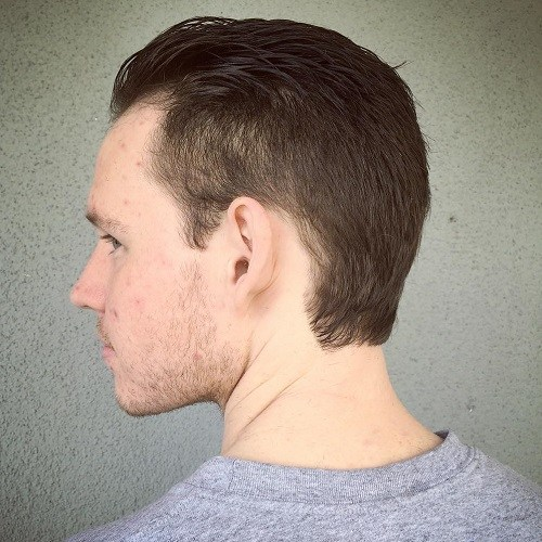 Adding Length at the Top