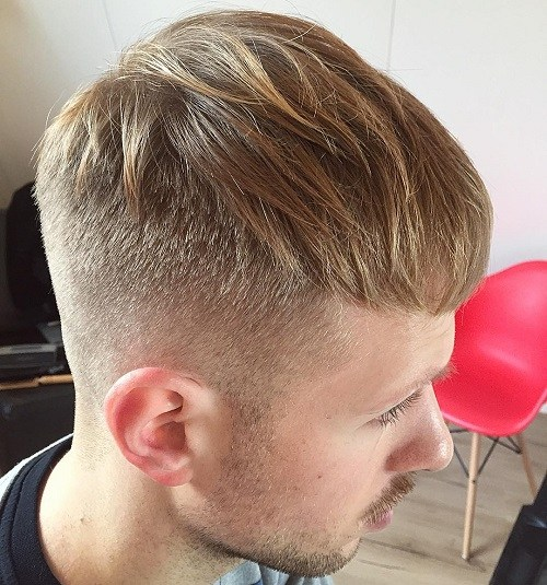 Hipster Thin Hair Style