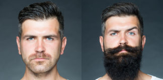 Beard Growth