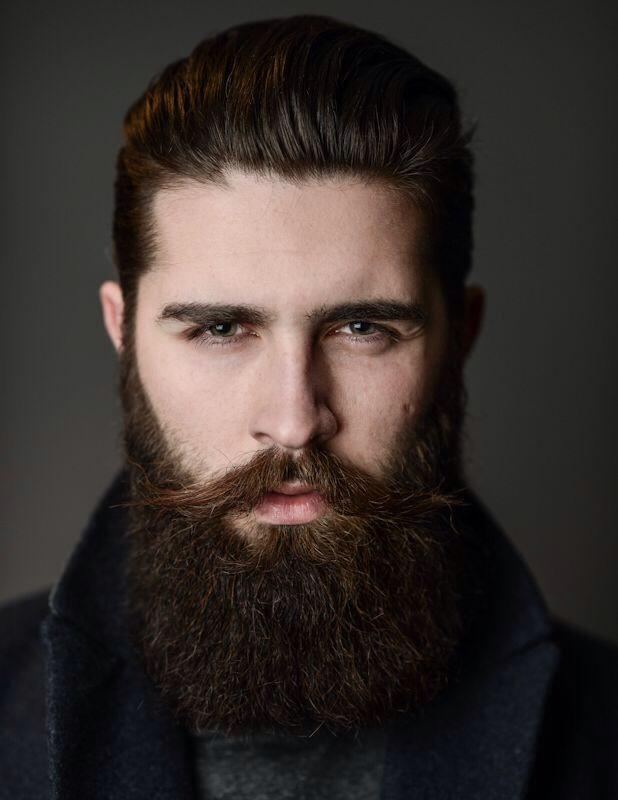 The Extreme Beard Style