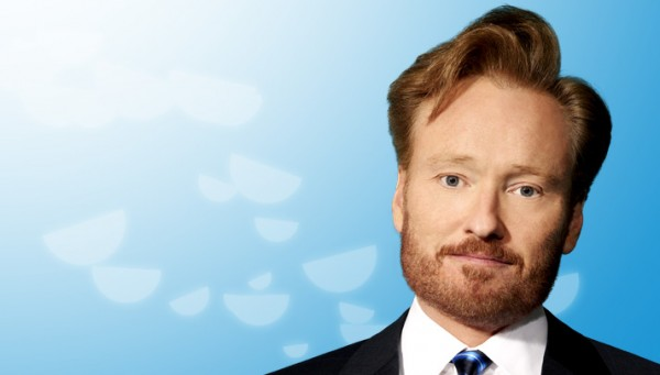 Connan O Brien Beard Style