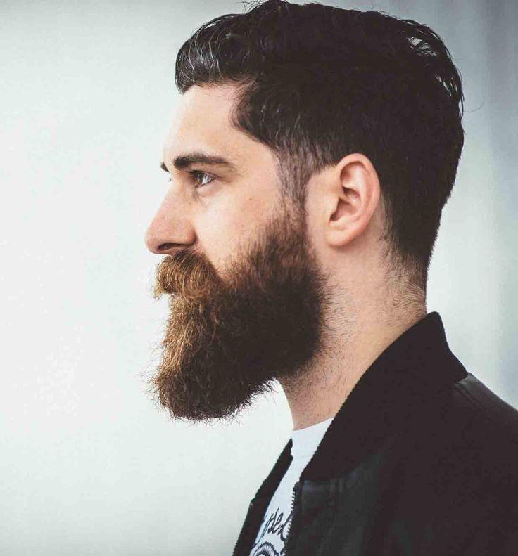 The Bold Long Beard Style