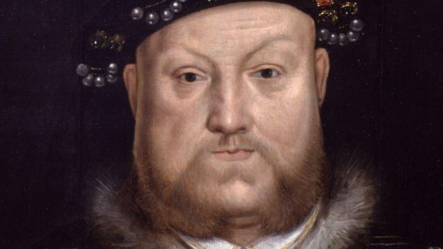 Henry the VIII Beard Style