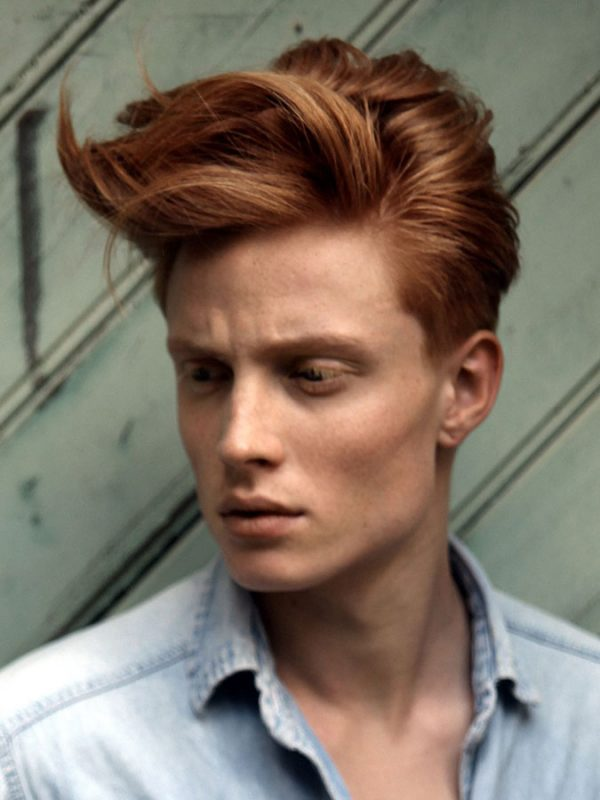 Best 25 Red Hair Color Ideas For Men How To Dye And Maintain Red