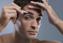 Eyebrow Grooming for Men
