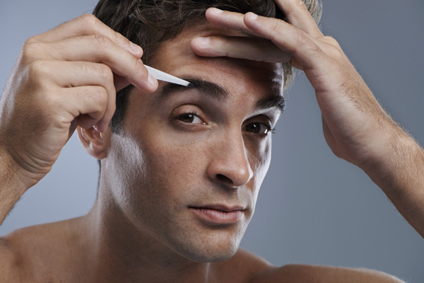 Eyebrow Grooming for Men - How to Trim Your Eyebrows ...