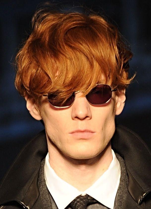 Medium Messy Street Hairstyle